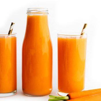 روش نگهداری هویج و آب هویج برای استفاده مفیدتر