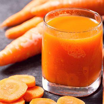 آب هویج و فواید آن