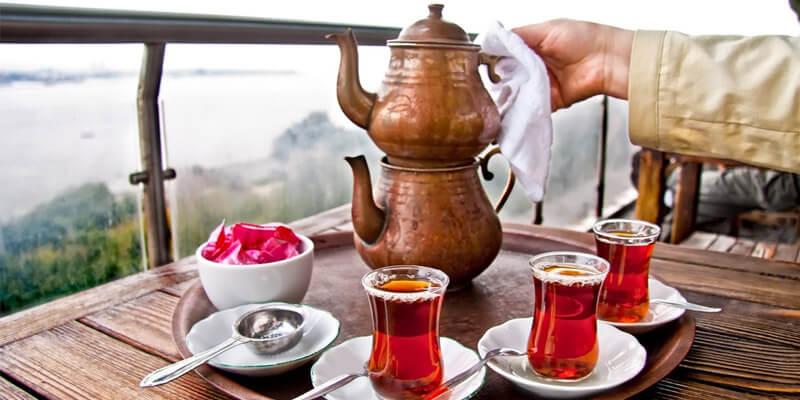 چای ترکیه ای