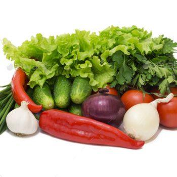 سبزیجاتی که برای آبگیری مناسب هستند