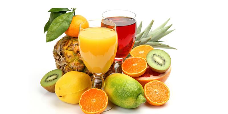 خواص آبمیوه یا میوه
